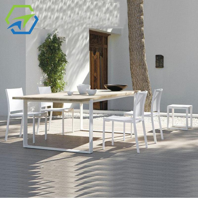 MG-Z05柚木桌椅套装户外高端桌椅可配长凳