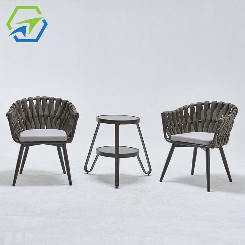 MG-Y06椅子套装阳台休闲椅子1桌2椅