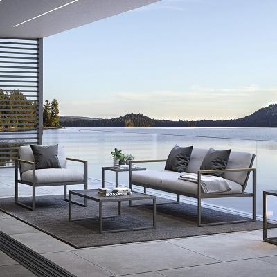 MG-AT01全铝沙发户外高档简约沙发套装