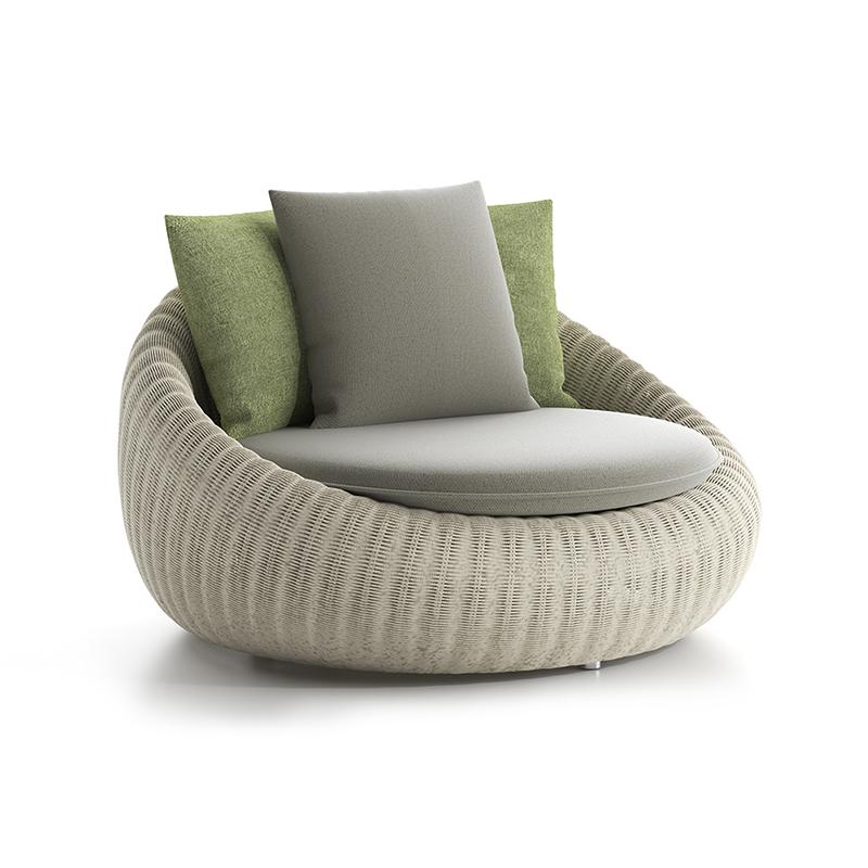 MG-AT02沙发套装户外编藤沙发