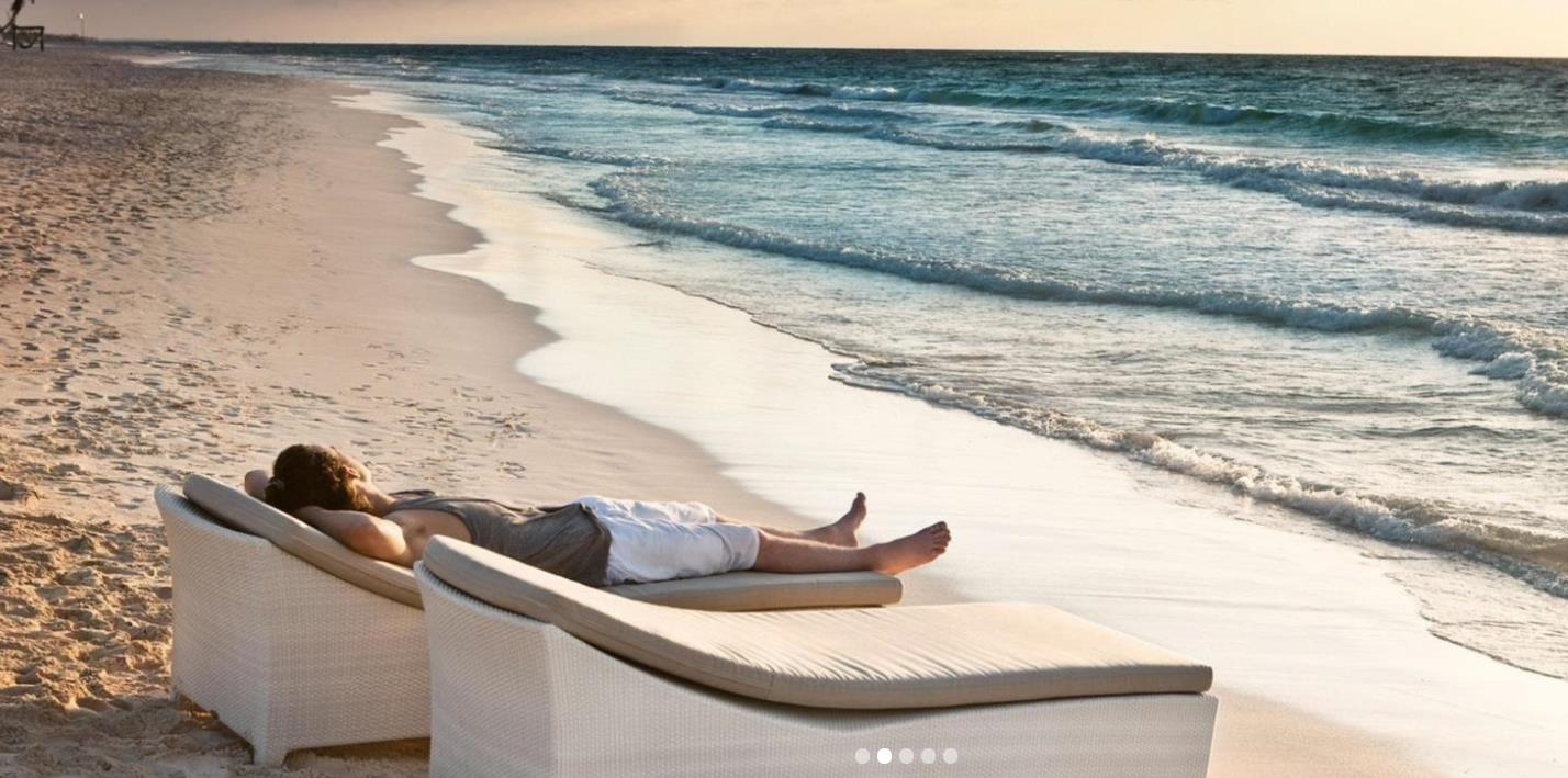 MG-D01户外躺床 别墅庭院游泳池沙滩椅 露天露台阳台休闲藤编躺床
