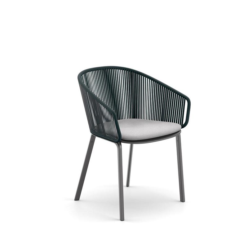 MG-D02 餐椅新款编绳餐椅