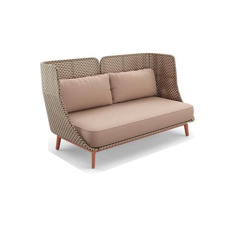 MG-D08 户外藤沙发茶几组合客厅阳台创意休闲庭院花园露台防晒防水室外椅