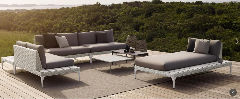 MG-DD10 户外家具藤沙发北欧藤编沙发阳台编藤沙发椅室外