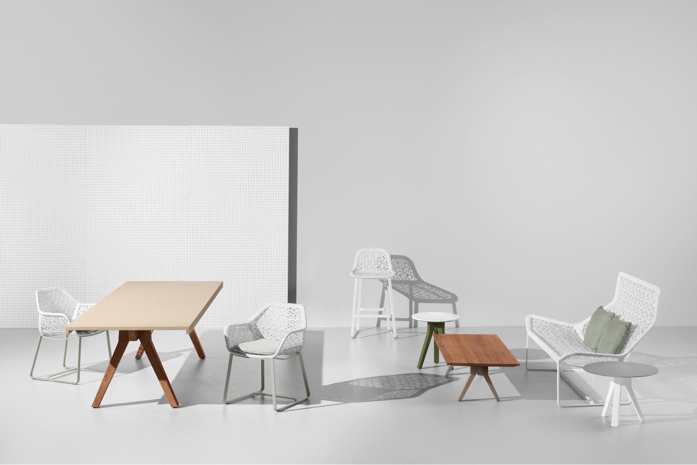 MG-L151 椅子 新款设计师编藤椅子