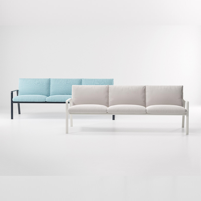 MG-L158沙发 设计师新款编绳沙发套装