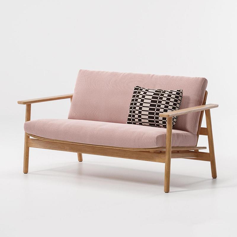 MG-L164柚木沙发 新款设计师户外沙发套装