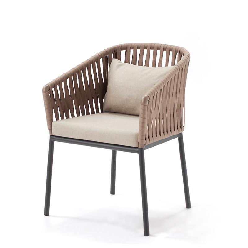 MG-Y06休闲户外餐桌椅别墅室外庭院花园露台桌椅组合网红餐厅样板房家具