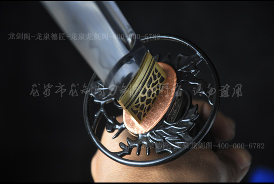 德川赖宣-T10钢烧刃