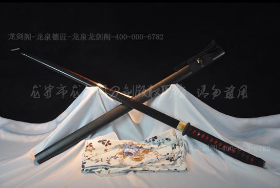 血刃唐刀-T10钢烧刃