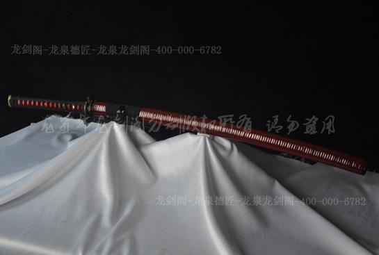 天之丛云-T10钢烧刃