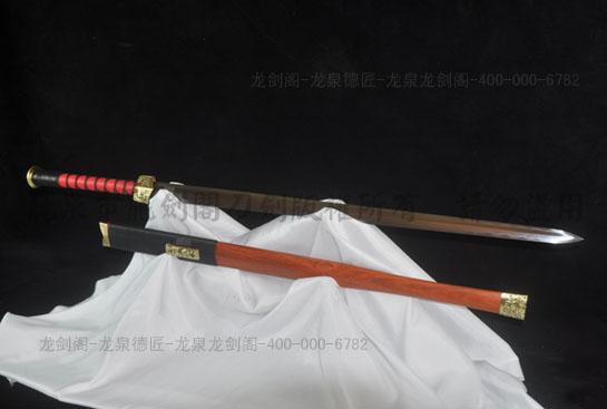 八面汉剑-百炼钢烧刃