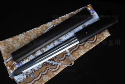 八面素装短剑-百炼钢