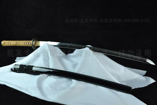 铜装武藏打刀-高性能锰钢