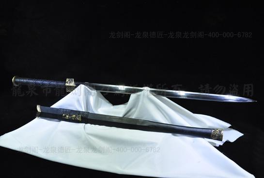 八面汉王剑-百炼钢