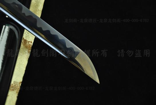 一梅忍者刀-T10弹性钢