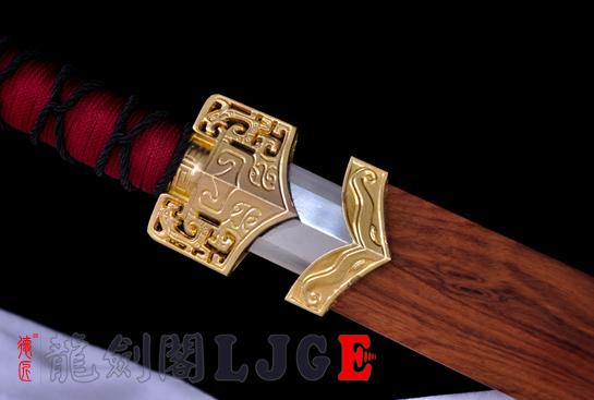 铜装八面汉剑-锰钢