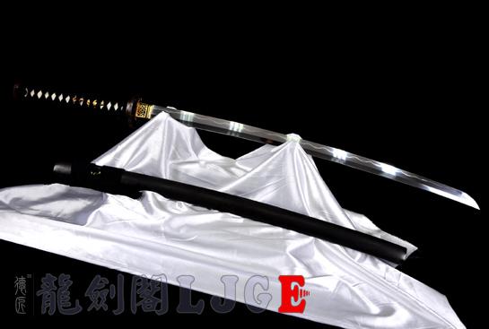 中冈慎太郎武士刀-T10钢烧刃