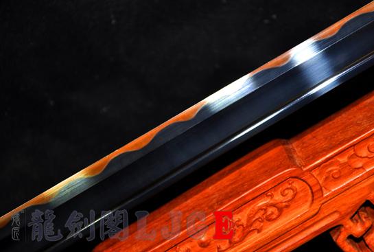 简装血刃唐刀-T10钢烧刃