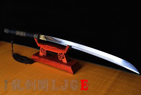 斩马古战刀-百炼钢