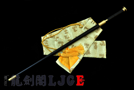 铜头手杖刀-百炼钢