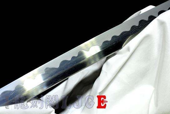 木装打刀-弹性花纹钢