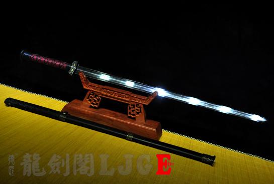 八面战国剑-夹钢(三枚合)