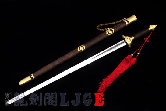 不锈钢太极剑-软剑