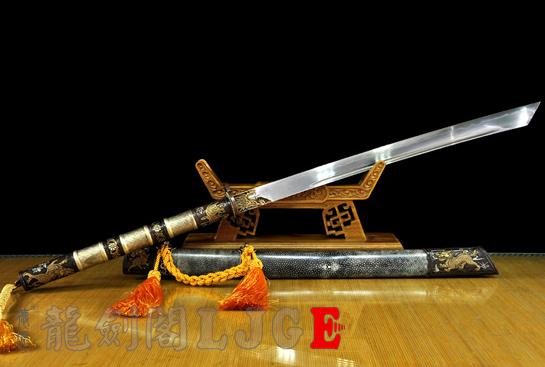 康熙战刀-御用清刀