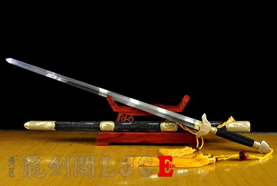 加长龙凤太极剑-百炼钢