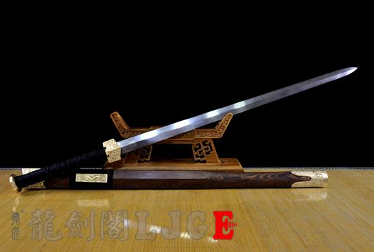 超性价比新装汉剑-百炼钢