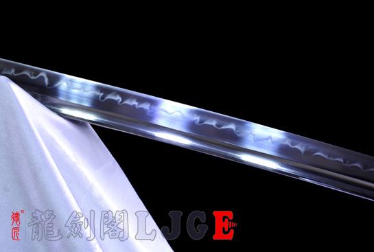 龙云武士刀-T10钢烧刃