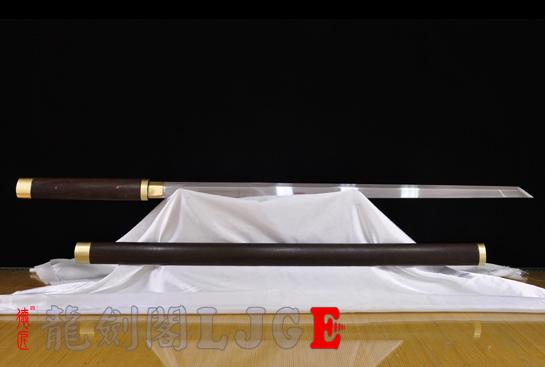 素装唐刀-锰钢
