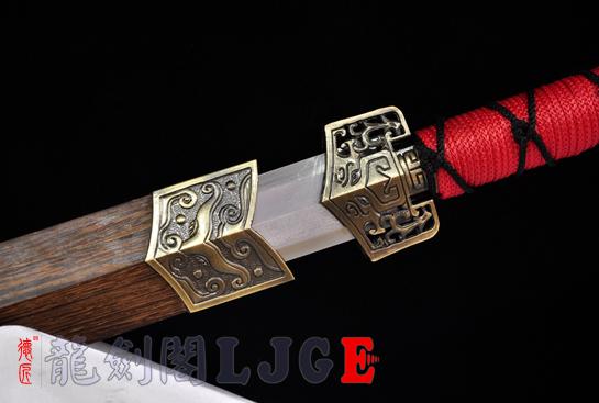 砍铁八面汉剑-百炼钢