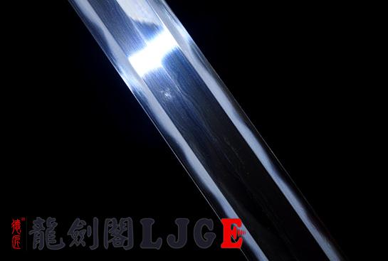 溜金新装八面汉剑-夹钢(三枚合)