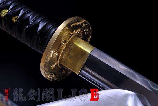 日式大唐刀-T10烧刃