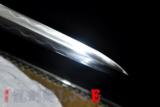 新唐草豪华唐剑-百炼钢烧刃