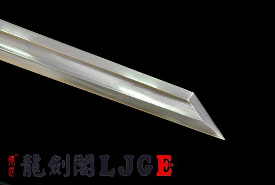 铜装汉环首-百炼钢