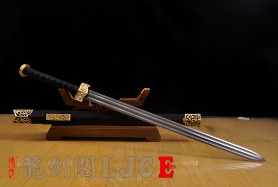 光影圣剑-百炼花纹钢