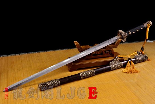 豪华唐剑-百炼钢烧刃