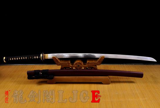 锰钢武士刀