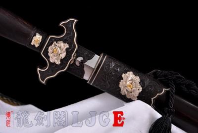 牡丹清剑-百炼钢