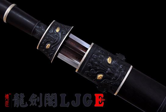 秦王剑-百炼钢