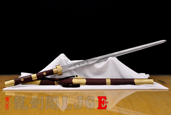 至尊剑-双手剑-百炼花纹钢