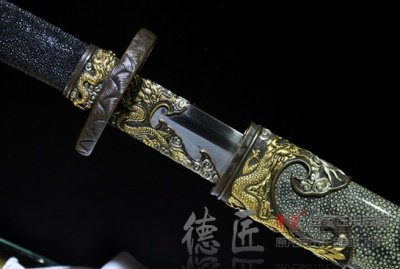 金龙清刀-手锻精炼钢