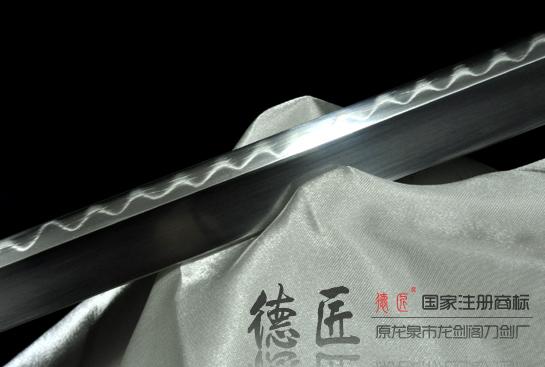 加长新豪华唐刀-百炼钢烧刃