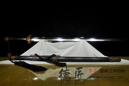 精品贯宵剑-精炼羽毛钢