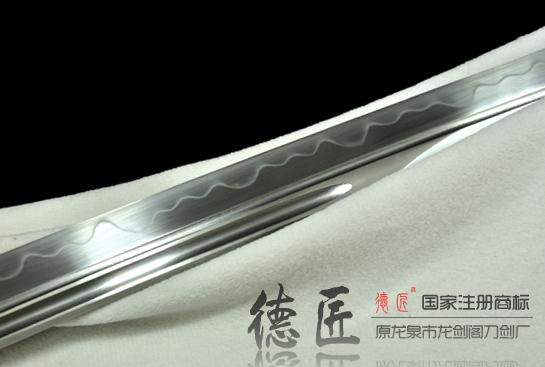 利前武士刀-T10钢烧刃