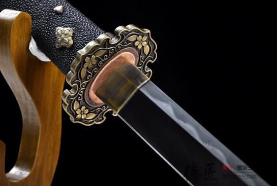 专利作品·精品旋焊唐刀