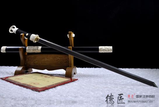 获奖作品·龙首唐刀-德匠自炼钢